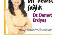 Dr. Demet Erciyes - Yaşlanmanın Tedavisi